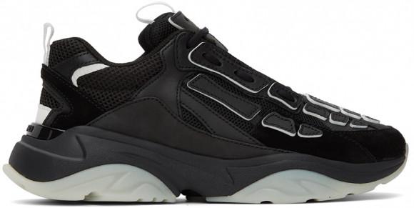 AMIRI Black Bone Runner Sneakers - MFS001-021