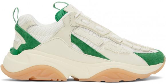 AMIRI Green Bone Runner Sneakers - MFS001-302