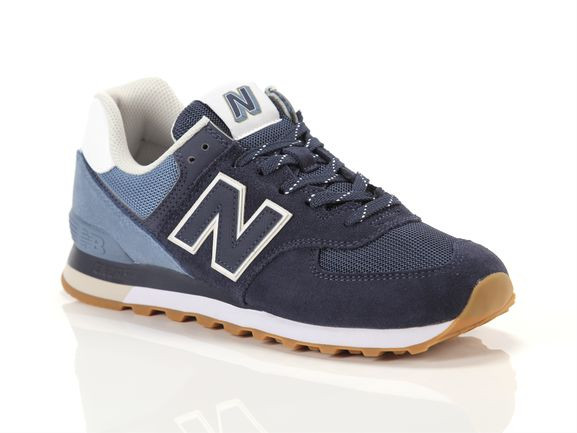 new balance blu 574