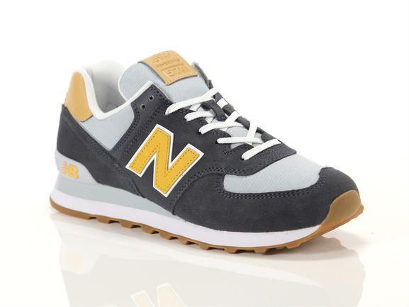 New Balance 574 - Black - ML-574-NA2