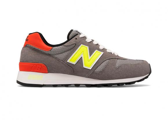 New Balance 1300 Gray Yellow - ML1300V1