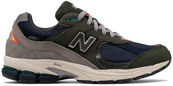 New Balance 2002R Defense Green Natural Indigo - ML2002RF