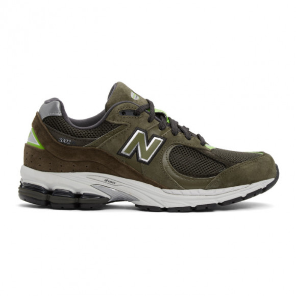 New Balance Khaki 2002R Sneakers - ML2002RG
