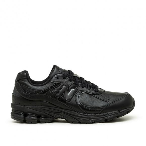 New Balance 2002R 'Black' Black Marathon Running Shoes/Sneakers ML2002RK - ML2002RK