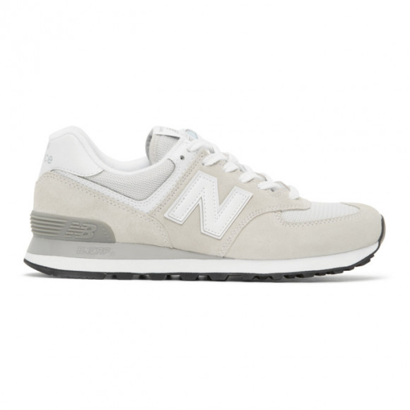 New Balance Grey 574 Core Sneakers - ML574EGW