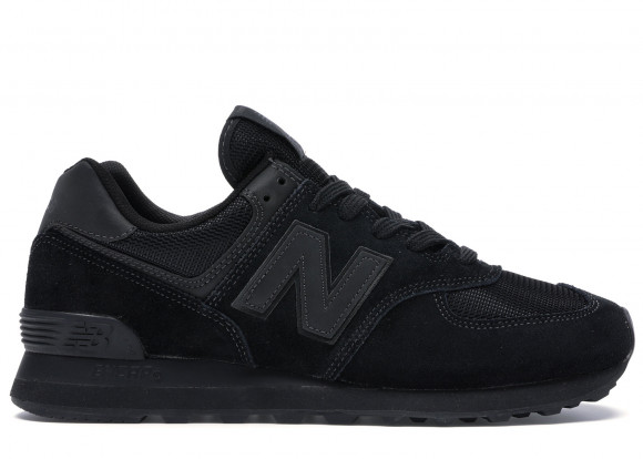 New Balance 574 Triple Black - ML574ETE