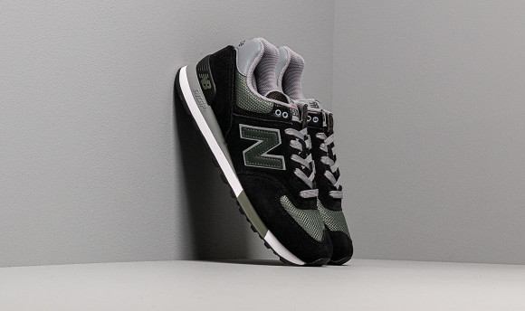 New Balance 574 Black/ Green - ML574FNA