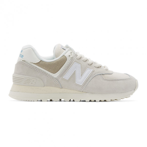 New Balance Beige 574 Sneakers - ML574SPY