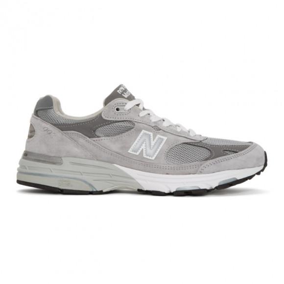 New Balance 993 MIU Grey - MR993GL