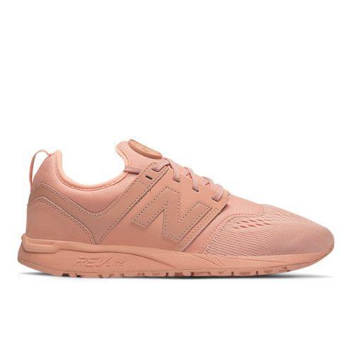 New Balance 247 Sport Breathe Pink Sherbert - MRL247OS