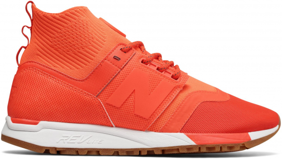 New Balance 247 Mid Orange - MRL247OX