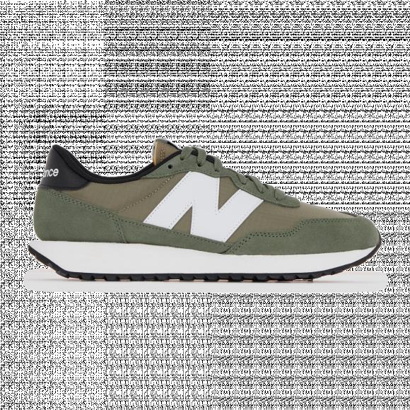 New Balance  237  men's Shoes (Trainers) in Kaki - MS237UT1