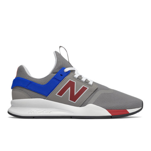 Uomo New Balance 247 Deconstructed - Marblehead/Scarlet ...