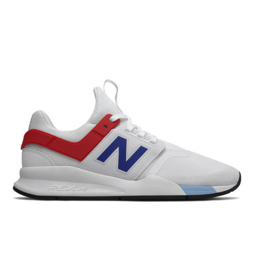 New Balance 247 Deconstructed Shoes - Munsell White/Team Royal ...
