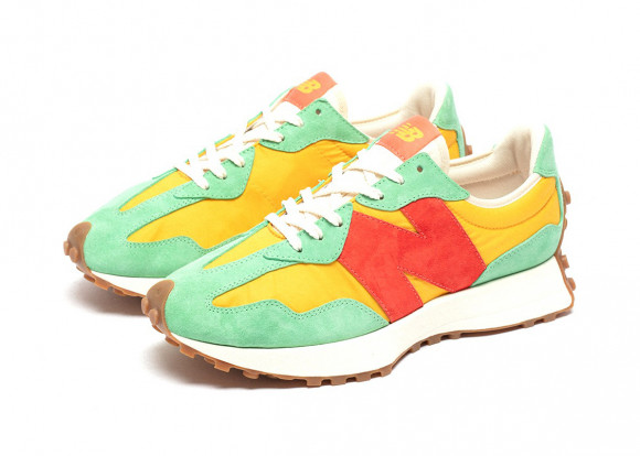 New Balance 327 size? Red Yellow Green - MS327SZ1