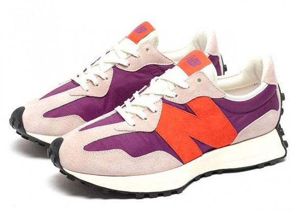 New Balance 327 size? Red Purple Tan - MS327ZS1