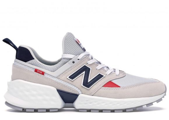 new balance 574 sport bianco