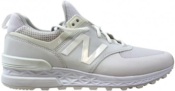 New Balance 574 Sport White - MS574SWT