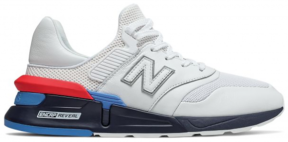 New Balance 997S White Leather - MS997HE