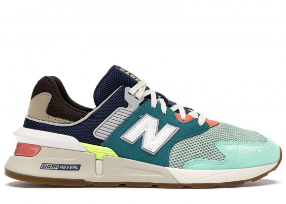 explotar Heredero construir  New Balance 997 Sport Teal Brown - MS997JHY