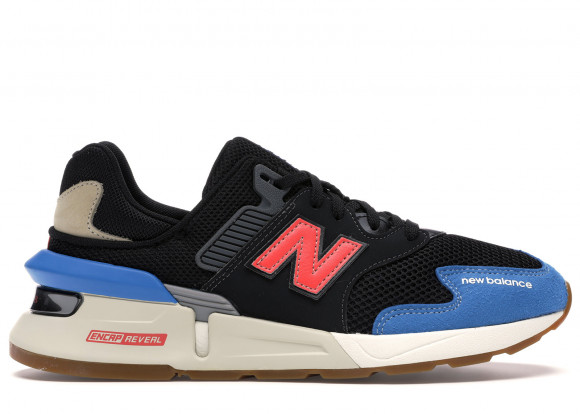 New Balance 997S Black Blue - MS997JHZ