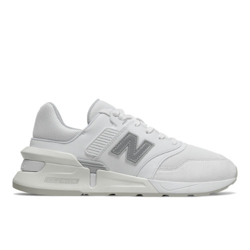 New Balance 997 Sport Lace Up Sneaker Sneakers White- Mens- Size 11 D - MS997LOL