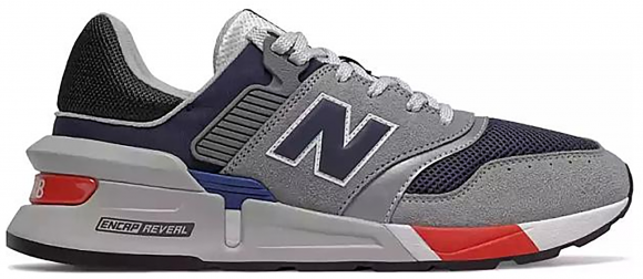 New Balance 997S New England Pack Grey - MS997LOQ