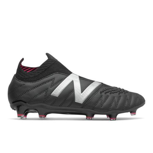 New Balance Tekela V3+ Pro Leather FG - Black met Pink Glo - MSTKFB35