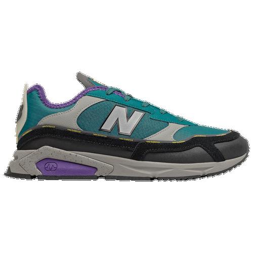 New Balance X-Racer - Men's Running Shoes - Teal / Black / Green ...