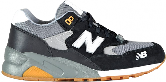 New Balance 580 Burn Rubber Blue Collar - MT580BC