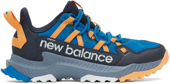New Balance Shando 'Wave Blue Orange' Wave Blue/Orange Marathon Running Shoes/Sneakers MTSHAMW