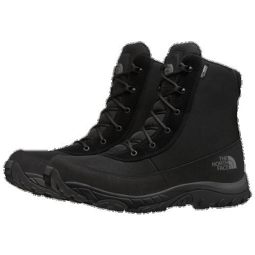 The North Face Chilkat Nylon II - Men's Outdoor Boots - Black / Zinc Grey - NF0A4OAH-KZ2