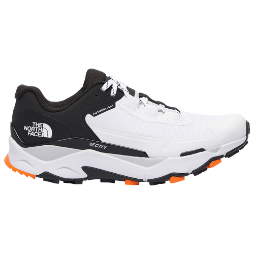 The North Face Vectiv Exploris Futurelight - Men's Outdoor Boots - White / Black - NF0A4T2WLA9