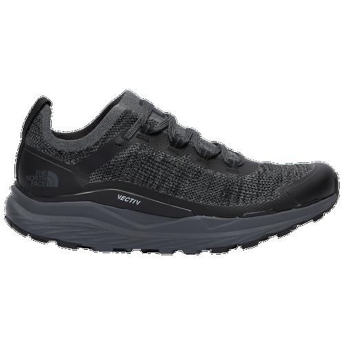 The North Face Vectiv Escape - Men's Trail Shoes - Black / Zinc Grey - NF0A4T2Y-KZ2