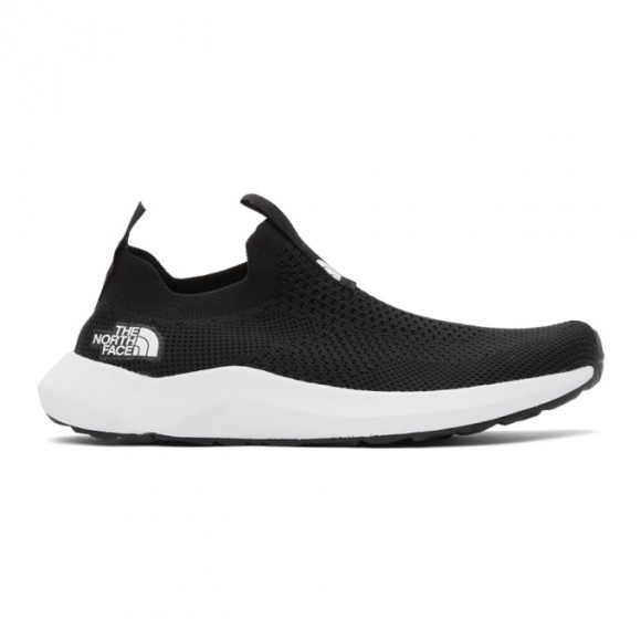 The North Face Black Knit Recovery Sneakers - NF0A52Q9