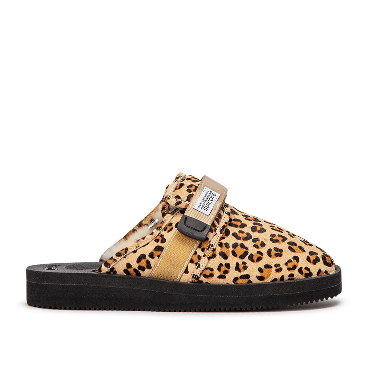 Suicoke Sandals Zavo-VHL (Leopard) - OG-072VHL-ZAVO-VHL-007