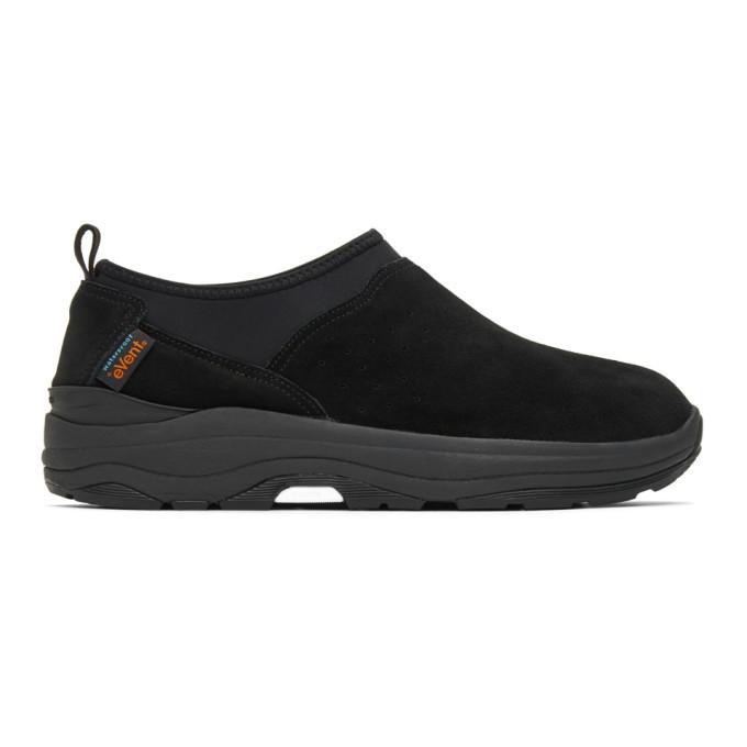 Suicoke Black Sevab Loafers - OG-215Sevab-/-INO-Sev