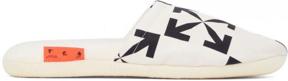 Off-White 白色 Arrow 拖鞋 - OHZS006G20FAB0010110