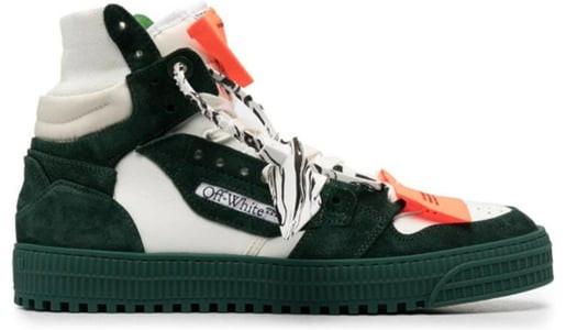 OFF-WHITE 3.0 Panelled Sneakers/Shoes OMIA065R21LEA0020155 - OMIA065R21LEA0020155