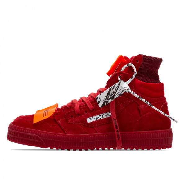 Off-White Off-Court Sneaker 3.0 Red - OMIA065S21LEA0022510