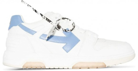 OFF-WHITE Out Of Office Low Sneakers/Shoes OMIA189R21LEA0030140 - OMIA189R21LEA0030140