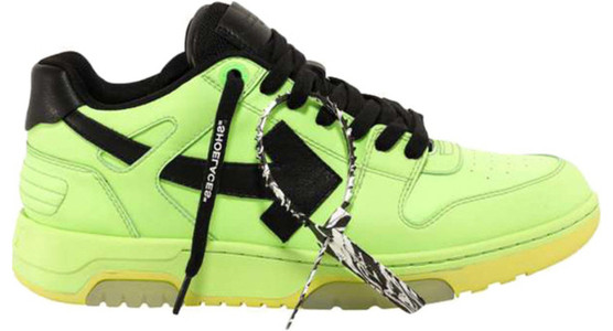 OFF-WHITE Out Of Office Sneakers/Shoes OMIA189R21MAT0016510 - OMIA189R21MAT0016510