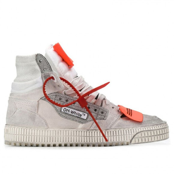 Womens Off-White Off-Court 3.0 'White' White WMNS Sneakers/Shoes OWIA112E19F550770100 - OWIA112E19F550770100
