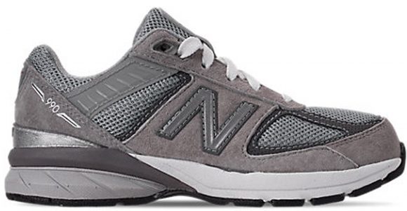 New Balance 990 v5 Grey (PS) - PC990GL5