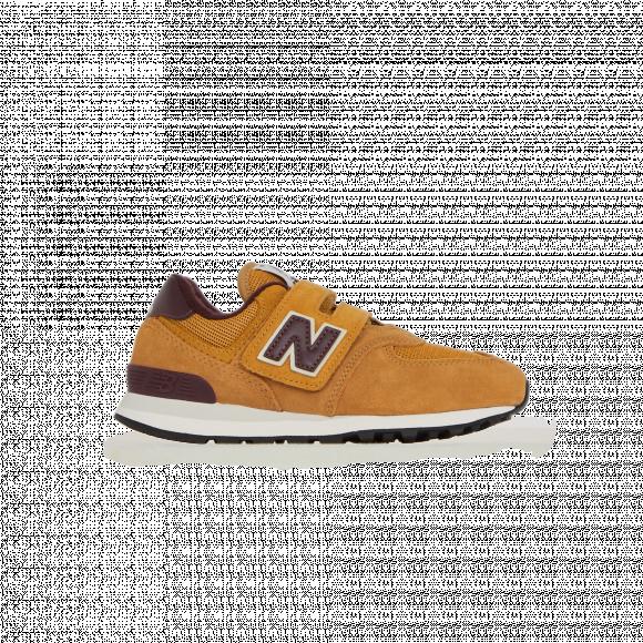 New Balance Boys 574 - Brown - Size 13.5, Brown - PV574BF1