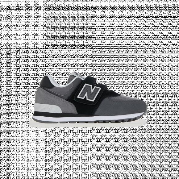 574 Cf  Noir/gris   - Enfant - - PV574WR1
