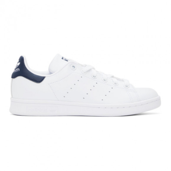 adidas Stan Smith Shoes Cloud White Womens - Q47224