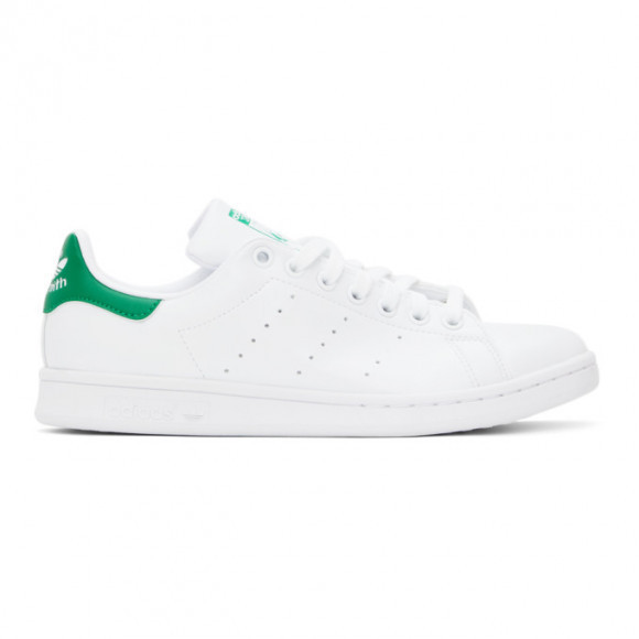 adidas Stan Smith Shoes Cloud White Womens - Q47226