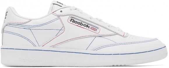 Reebok Club C 85 Bape White Contrast Stitch - Q47367