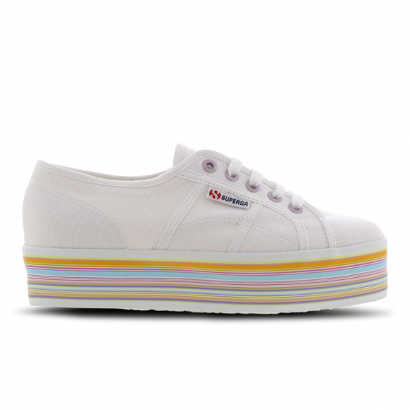 Superga Linea Platform - Women Shoes - S00FCR0-G78